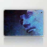 Strange Face Laptop & iPad Skin