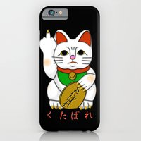 Sekkyoku-tekina Neko iPhone 6 Slim Case
