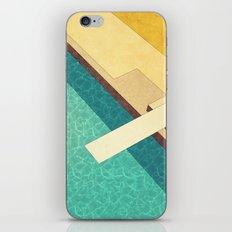 Pool iPhone & iPod Skin