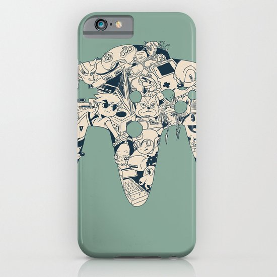 Grown Up iPhone & iPod Case
