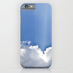 Clouds over Seaside iPhone 6 Slim Case