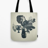 embers of clarity Tote Bag