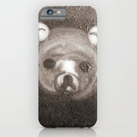 iPhone & iPod Case featuring Bearchino by Dave Houldershaw