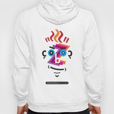 Type Faces No.2: David Bowie as Aladdin Sane brought to you in the typeface: Futura Hoody