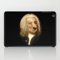 Bach, your best friend!  iPad Case
