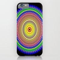 Carnival Mandala iPhone 6 Slim Case