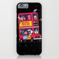 Universal Cereal Bus iPhone 6 Slim Case
