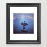Reflect Yourself  Framed Art Print