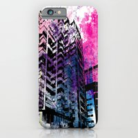 iPhone & iPod Case featuring Ciudad #1 by Dayle Kornely
