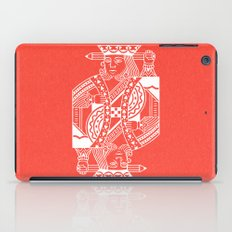 Creativity Is King iPad Case
