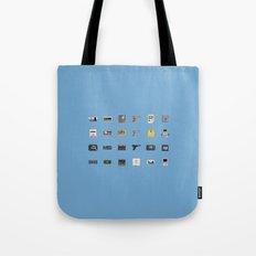 8-BIT Retro Console & Game Tote Bag