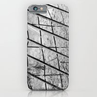 iPhone & iPod Case featuring Shades of Fence by Zia Sombra
