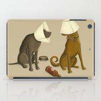 Drunk Dog iPad Case