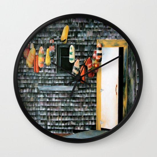 Buoy Oh Buoy Wall Clock