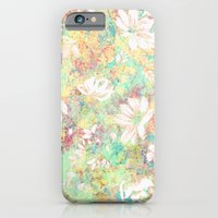 Vintage Flowers XXXIX - for iphone iPhone 6 Slim Case