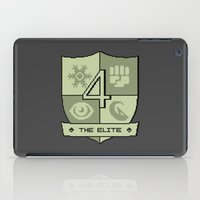 The Elite Four iPad Case