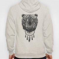 Don't Wake The Bear Hoody