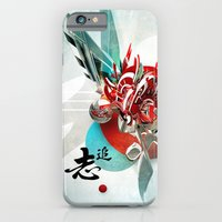 iPhone Cases featuring Búsqueda by Andre Villanueva