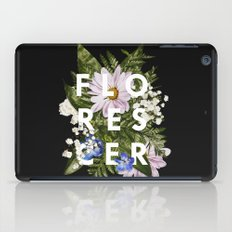 Florescer iPad Case