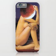 iPhone & iPod Case featuring BLOOD MOON by Beth Hoeckel Collage…