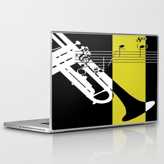 Brass II Laptop & iPad Skin