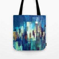 City Nights Tote Bag