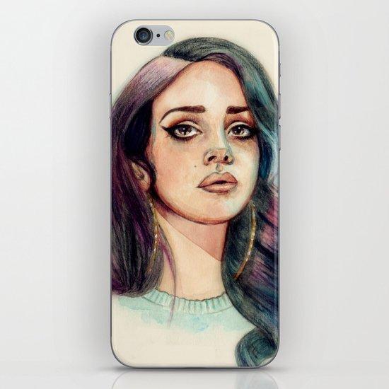 I've Got A War In My Mind iPhone & iPod Skin