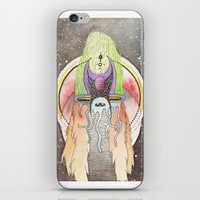 Knight of Dimensions iPhone & iPod Skin