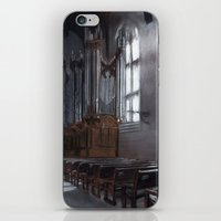 Graham Chapel iPhone & iPod Skin