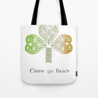 Ireland Forever Tote Bag
