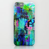 iPhone & iPod Case featuring Overflow by Fawnover