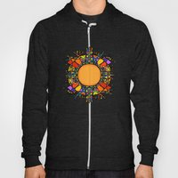 Abstract Sun Hoody