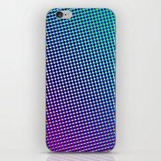 80's grade purple iPhone & iPod Skin