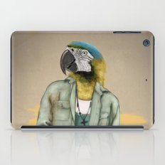 I was a Parrot before it was Cool iPad Case
