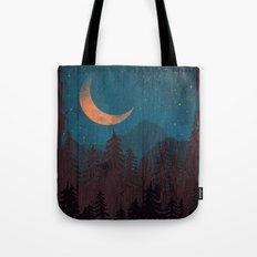 Those Summer Nights... Tote Bag