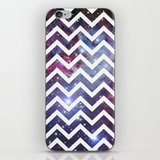 Nebula Chevron iPhone & iPod Skin