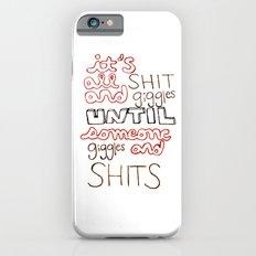 Giggles iPhone 6 Slim Case