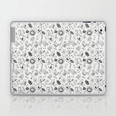 Doodle Birds Seamless Patterns Laptop & iPad Skin
