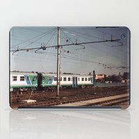 Padova Train Ride iPad Case