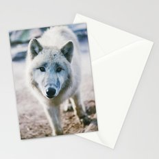 White Wolf Stationery Cards