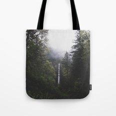 Latourell Falls, OR Tote Bag