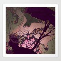 Sirin Art Print