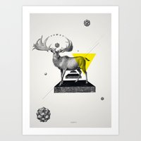 Archetypes Series: Dignity Art Print