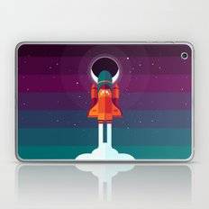 Into Spaaaace Laptop & iPad Skin