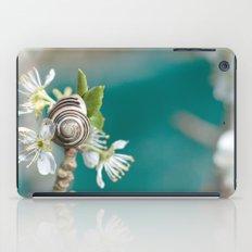 sea snail iPad Case