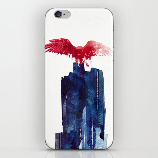Big Beast iPhone & iPod Skin