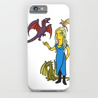 iPhone & iPod Case featuring Game Of Thrones cast 1 by Adrien ADN Noterdaem