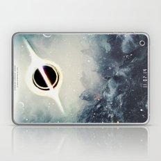 Interstellar Inspired Fictional Sci-Fi Teaser Movie Poster Laptop & iPad Skin