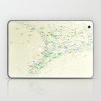 Confetti in the wind Laptop & iPad Skin