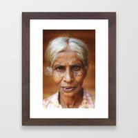Sri Lankan Soul Framed Art Print